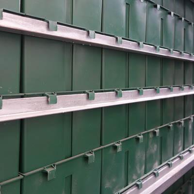 TPR290 external green wall