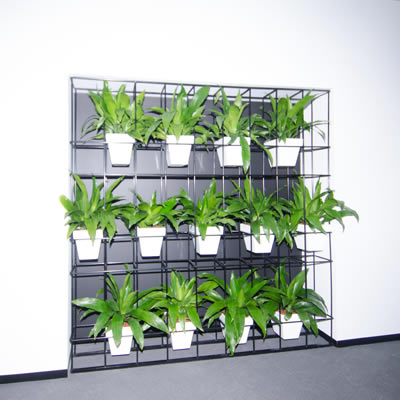 Attractive Horticulture Of Australia (HAL) Pot Plant Vertical Garden