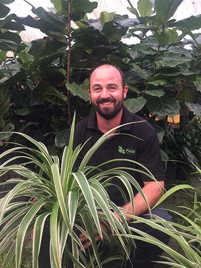 meet michael - tropical plant rentals