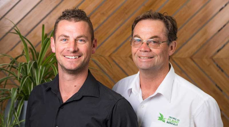 Green Star Accredited Professionals Graeme and Mitchell Reid