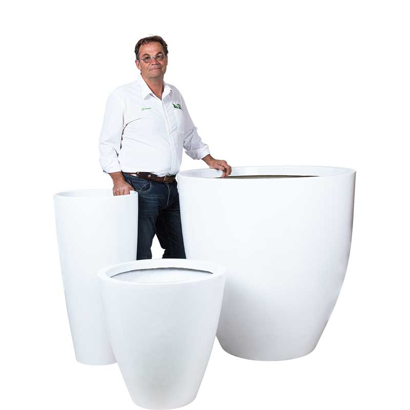 extra large pots with graeme extra large white pot range with graeme 6 2