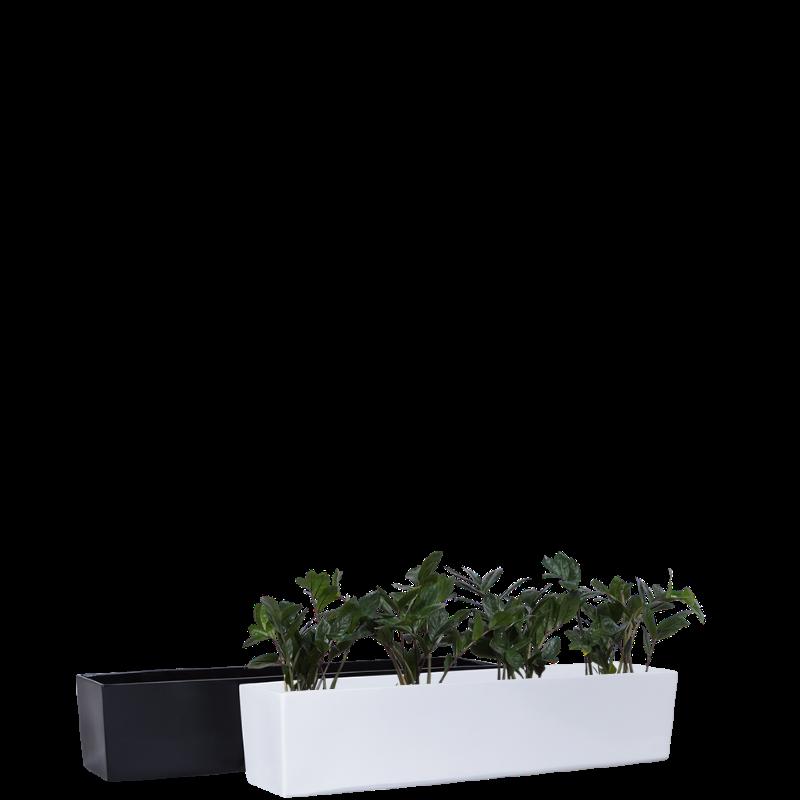 pot range trough partition