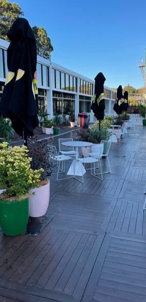 Short Term Event Plant Hire - Outdoor